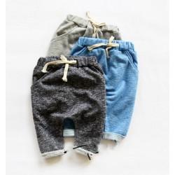 Pantalon cu tur copii
