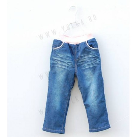 Jeans termo fete