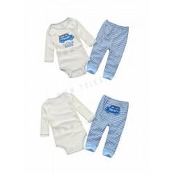 Set  body si pantalon bebelusi