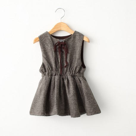 Rochie cu siret fete