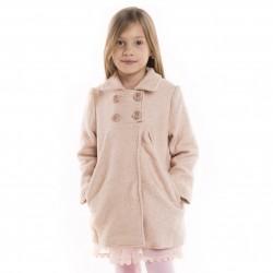 Palton roz fetite