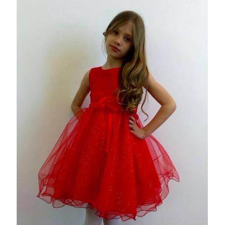 Rochie gala evazata pentru fete Yolka