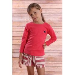 Bluza pentru fete, din bumbac